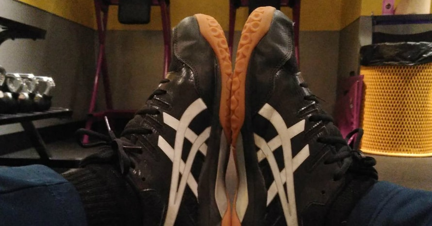 ASICS Mens Gel-Rocket Volleyball Shoes
