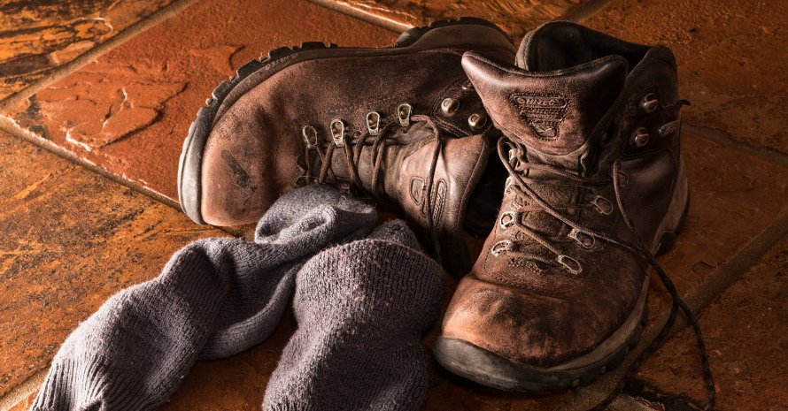 Cleaning Hiking Boots