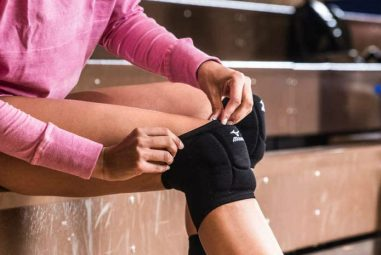 Best Volleyball Knee Pads for Girls Review